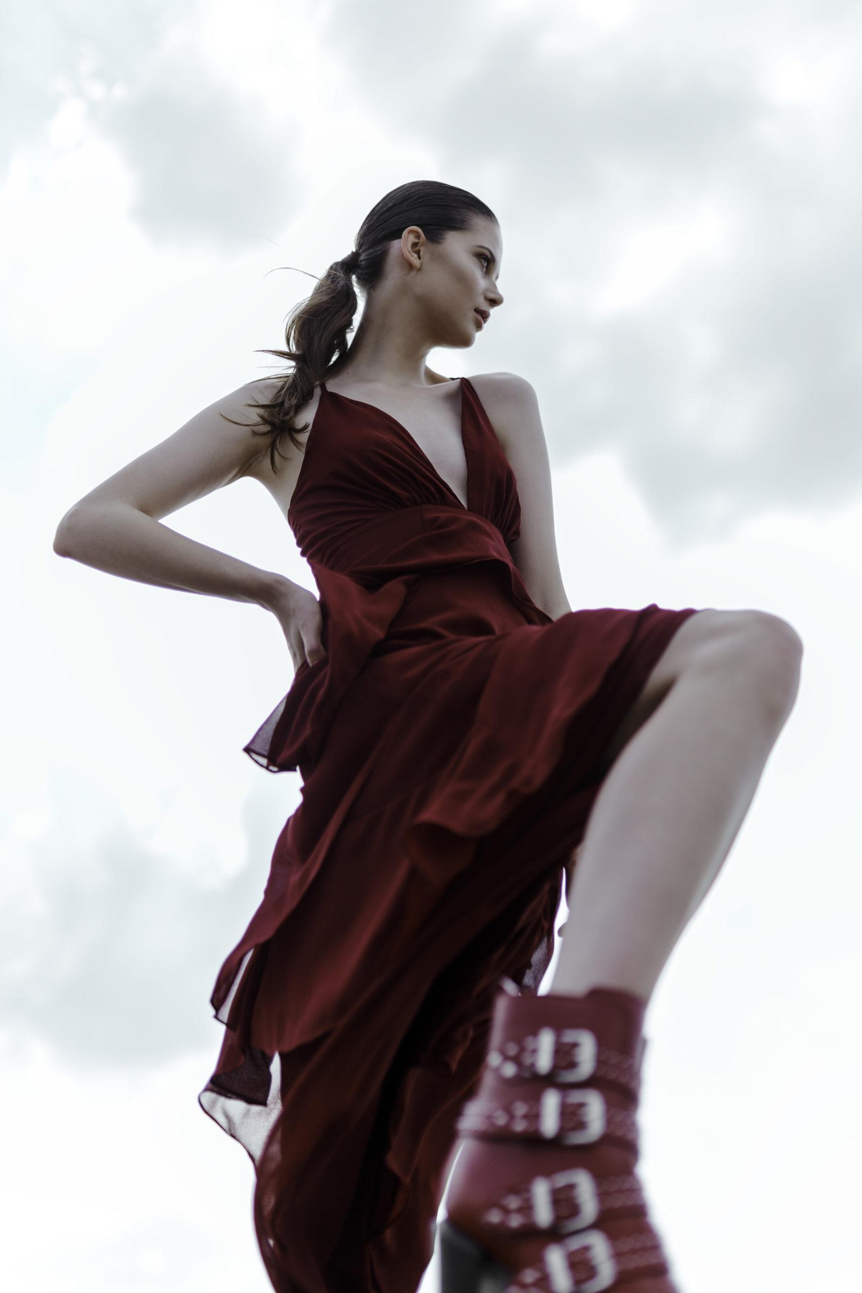 Portfolio stylistki online | Basia Kawka