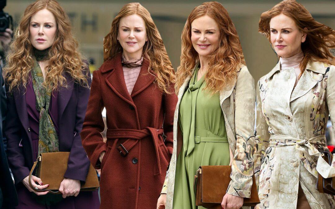 """Jaki jest styl Nicole Kidman z serialu HBO """"Od nowa""""?"""